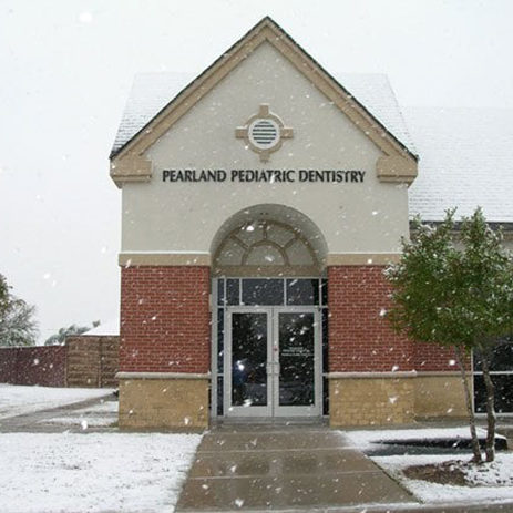 pearland pediatric dentistry outside
