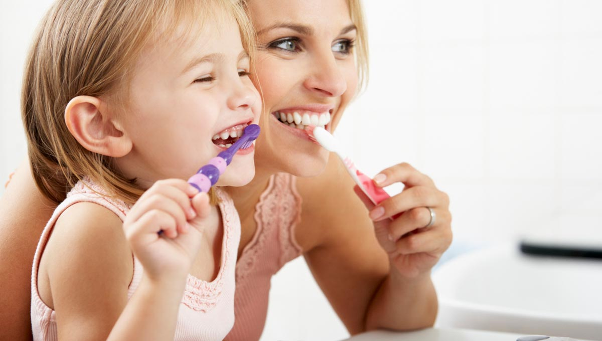 right toothpaste pediatric dental advice