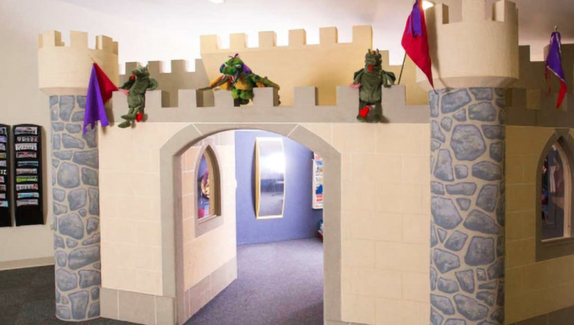 sean whalen pediatric dentist lobby